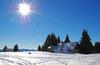 Five Ski tracks function in Pamporovo ski resort