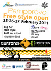 Pamporovo Freestyle Open 2011