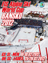 Ski world cup women in Bansko