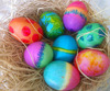 A workshop with coloured eggs is opened in the History museum in Velingrad SPA resort