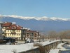 European ski biathlon championship is held in Bansko resort