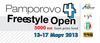 Pamporovo Freestyle Open Ski and Snowboard competition