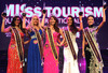 Miss International tourism 2013 is held in Bansko ski resort