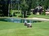 British people build golf playground in the village of Dragichevo