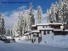 Snow Blanket Covers Bulgaria's Pamporovo Ski Resort