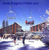 Borovets ski resort opened officially the winter season 2008/2009