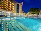 <b>Early booking discount</b><b> - 15%</b>  for hotel accommodation in the period <b>15.05.2015 - 10.10.2015</b>