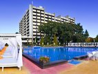 <b>Early booking discount</b><b> - 20%</b>  for hotel accommodation in the period <b>15.05.2015 - 30.09.2015</b>