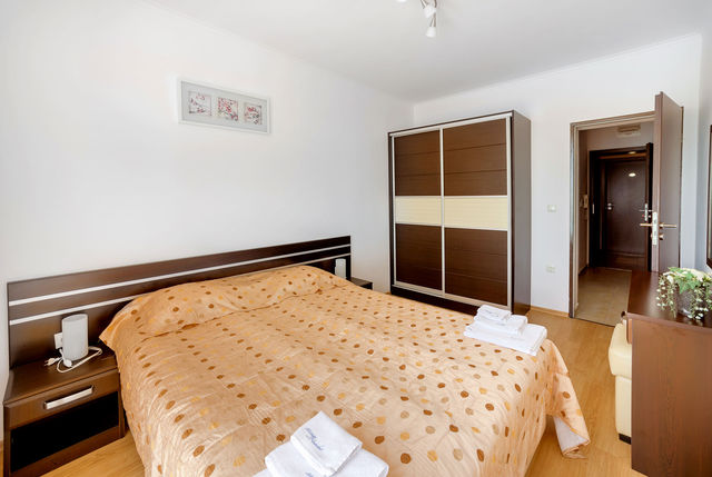 Mirage of Nessebar Aparthotel - 1 bedroom apartment City / Park