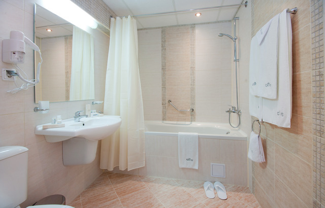 Hotel Karlovo - Bathroom apartment