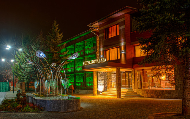 Royal Spa Hotel Velingrad Bulgaria