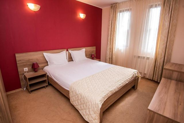 Orbilux hotel - 1-bedroom apartment