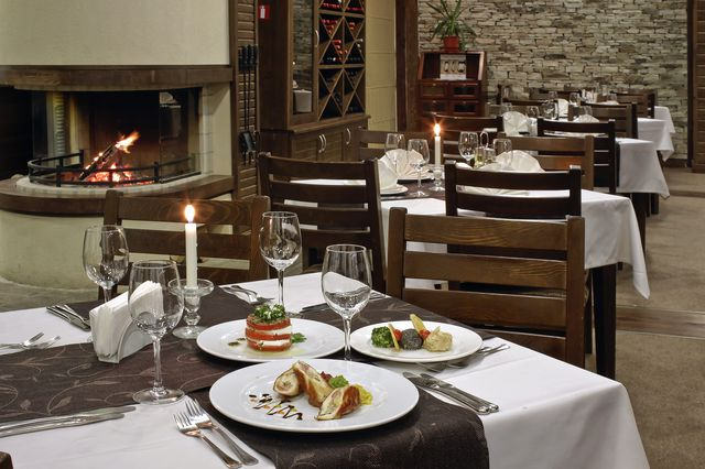 Astera Bansko Hotel & Spa - Food and dining