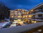 All Inclusive Flexy + lift pass + night skiing bonus - 62 € per person in SGL room  per day   for hotel accommodation in the period <b>03.01.2016 - 31.03.2016</b>