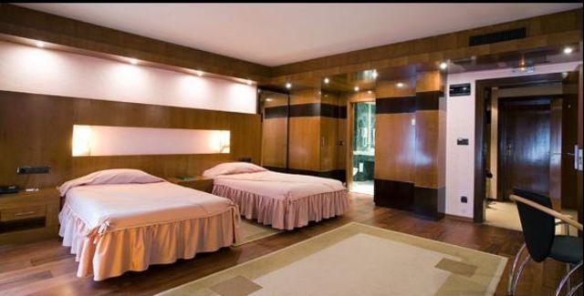 Anel hotel double room lux for Imagenes de habitaciones de hoteles de lujo