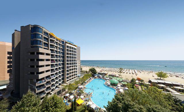 Bellevue hotel - Overview