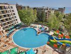 Golden Yavor Aparthotel, Golden Sands