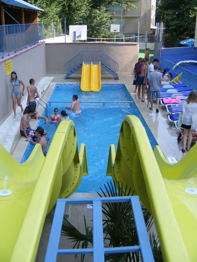 Hotel Royal - Water slides