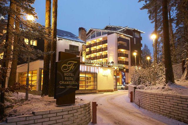 Hotel Festa Chamkoria - SGL room