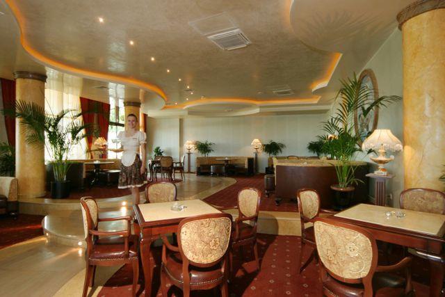 Admiral Hotel - Restaurant