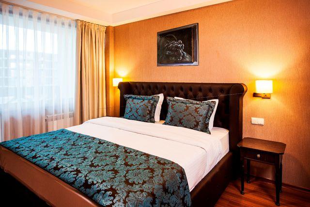 Regnum apart hotel spa appartement for Appart hotel salon