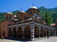 Bulgaria monastery tour - the beauty of the Bulgarian monasteries