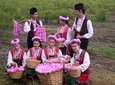 The festival of roses in Kazalnak