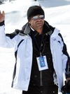 Learn skiing with Alberto Tomba