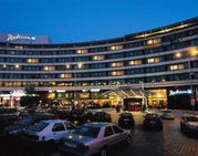 Intercontinental Sofia (ex Radisson Blu Grand Hotel)