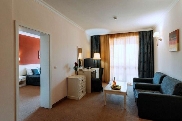 Festa Pomorie resort - DBL room sea view