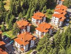 Mountain Lakes hotel complex, Pamporovo