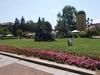 Garden around Alexander Nevski Cathedral