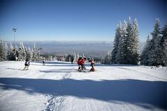 Lale Ski Run- Vitosha