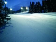 Vitosha Night Skiing